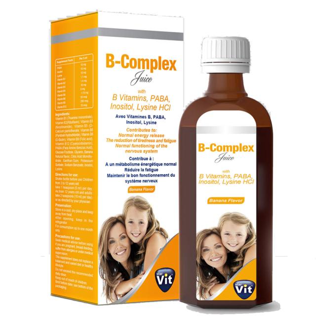 StarVit B-COMPLEX Juice