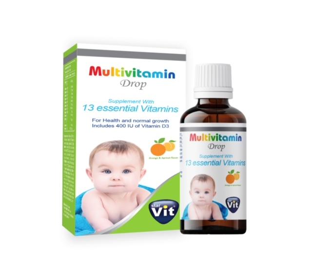 StarVit Multivitamin Drop